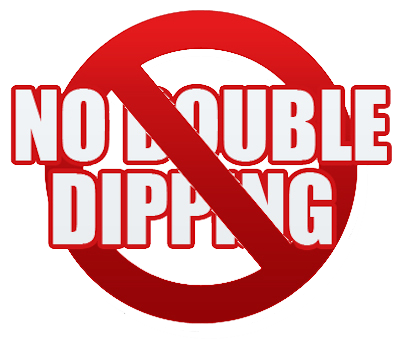 No Double Dipping
